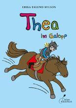 Thea im Galopp