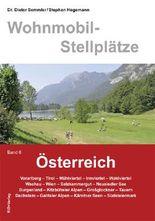 Wohnmobil-Stellplätze Österreich Band 6
