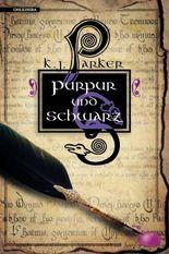 Purpur und Schwarz