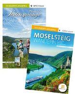 Moselsteig & Seitensprünge Geschenk-Set: Die schönsten Strecken- und Rundwege an der Mosel