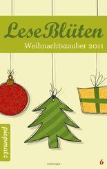 LeseBlüten Band 6 - Weihnachtszauber 2011