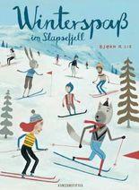 Winterspaß im Slapsefjell