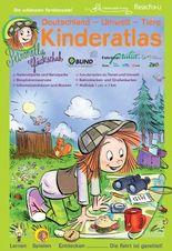 Petronella Glückschuh: Deutschland - Umwelt - Tiere - Kinderatlas