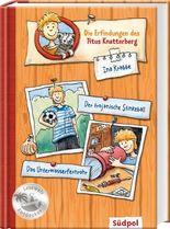Die Erfindungen des Titus Knatterberg - Der trojanische Stinkeball und das Unterwasserfernrohr