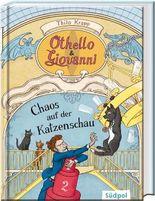 Othello & Giovanni – Chaos auf der Katzenschau
