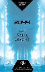 2044 Kalte Gischt (Fantasy- Thriller Buchreihe)