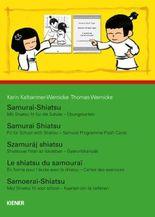 Mit Shiatsu fit für die Schule - Übungskarten
