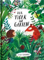 Der Tiger im Garten