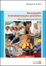 Demografie betriebsbezogen gestalten
