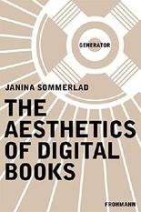 The Aesthetics of Digital Books (Generator)