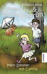 Himmelblau und Birnbaumgrün