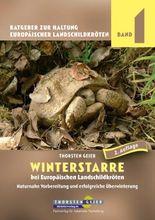 Winterstarre bei Europäischen Landschildkröten