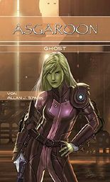 ASGAROON - Ghost: Science Fiction, future fantasy