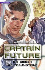 Captain Future 5: Die sieben Weltraumsteine