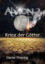Fantasy Trilogie - Alvion2: Krieg der Götter (Band 3)