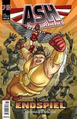 Austrian Superheroes #10