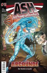 Austrian Superheroes #11
