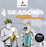 myboshi - 4 Seasons: Jede Menge neue Mützen und andere coole Häkelideen für das ganze Jahr