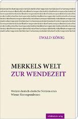 Merkels Welt zur Wendezeit