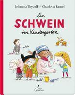 Ein Schwein im Kindergarten