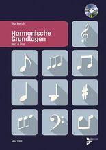 Jazz & Pop Harmonische Grundlagen, m. MP3-CD