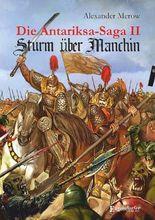 Die Antariksa-Saga II - Sturm über Manchin