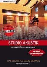 Studio Akustik, m. 1 CD-ROM