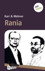 Rania - Literatur-Quickie