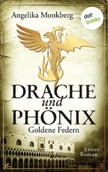 Drache und Phönix - Goldene Federn