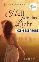 XXL-Leseprobe: Hell wie das Licht