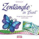 Zentangle® in Bunt