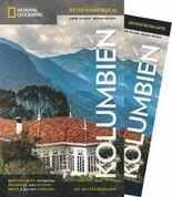 NATIONAL GEOGRAPHIC Reiseführer Kolumbien mit Maxi-Faltkarte