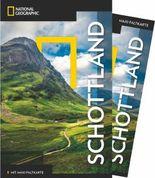 NATIONAL GEOGRAPHIC Reiseführer Schottland mit Maxi-Faltkarte