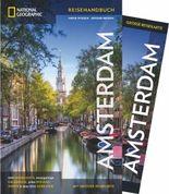 National Geographic Reiseführer Amsterdam: Ein Stadtführer mit Amsterdam-Stadtplan und vielen Stadtteilkarten. Mit Sehenswürdigkeiten wie Nieuwe und Oude Zijde, Plantage-Viertel und Grachtengürtel