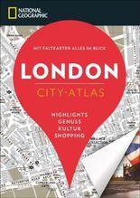 NATIONAL GEOGRAPHIC City-Atlas London