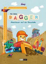 Der kleine Bagger – Abenteuer auf der Baustelle