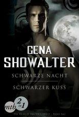 Die Herren der Unterwelt: Schwarze Nacht / Schwarzer Kuss