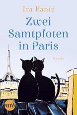 Zwei Samtpfoten in Paris