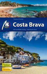 Costa Brava Reiseführer Michael Müller Verlag