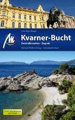 Kvarner-Bucht Reiseführer Michael Müller Verlag