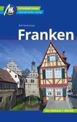 Franken Reiseführer Michael Müller Verlag