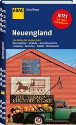 ADAC Reiseführer Neuengland