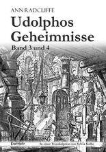 Udolphos Geheimnisse - Band 3 und 4