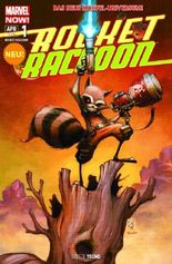 Rocket Raccoon - Der Letzte seiner Art