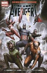 Uncanny Avengers - Marvel Now!