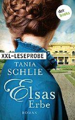 XXL-Leseprobe: Elsas Erbe