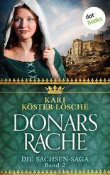 Donars Rache - Zweiter Roman der Sachsen-Saga