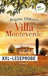 XXL-Leseprobe: Villa Monteverde