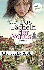 XXL-Leseprobe: Das Lächeln der Venus
