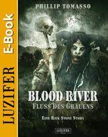 Blood River - Fluss des Grauens - Thriller: Abenteuer, Action, Spannung